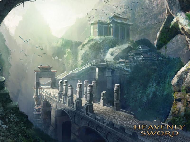 Heavenly Sword Castle, Warriors