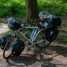 Cycling and climbing in the Pfalz 2016