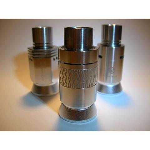 vrda stainless 3 versions 1 %25255B6%25255D - 【MOD】Vaporesso Tarot 200W VTC MODが45%オフの48.99ドル、Steam Crave Aromamizer V-RDA Tankと省電力省リキッドModなど