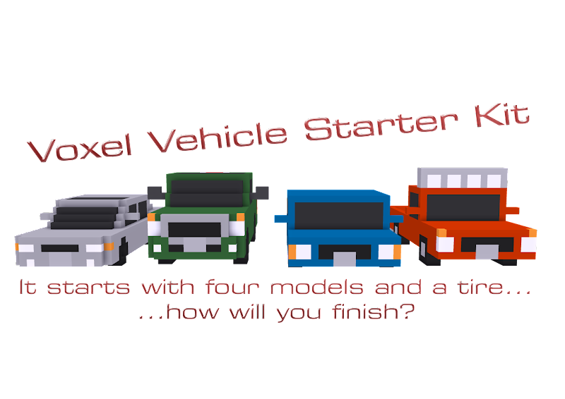 Voxel Vehicle Starter Kit