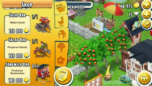 how to make quick money on hay day