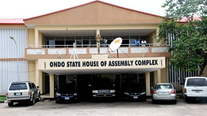 Ondo Assembly impeaches Speaker, Deputy