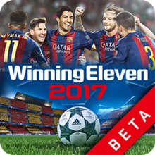 Pro Evolution Soccer 2017 v0.9 APK FREE DOWNLOAD