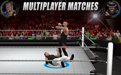 WWE 2K APK + DATA