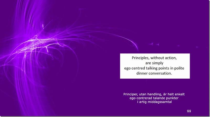 principles final