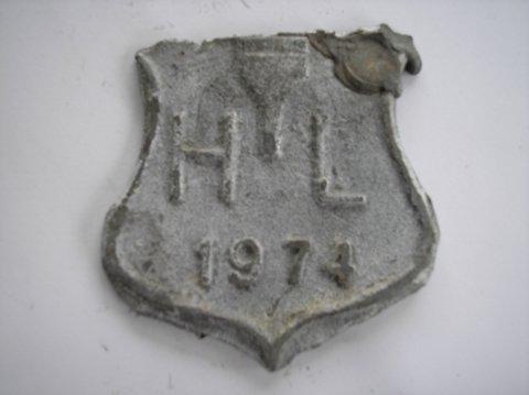 Naam: H. LammersPlaats: GroningenJaartal: 19741