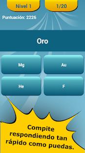 Quiz de la tabla peridica aplicaciones de android en google play quiz de la tabla peridica miniatura de captura de pantalla urtaz Gallery