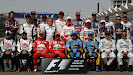 All drivers at the start of the 2006 F1 season