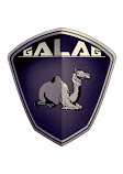 Team Galag - badge
