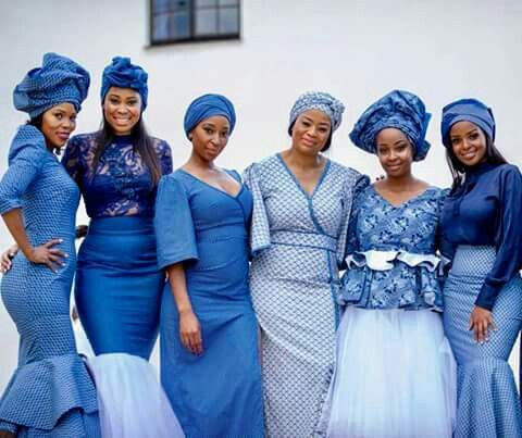 Amazing South African traditional designs 2020 5