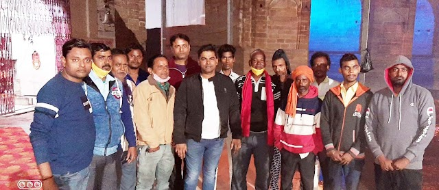 देव दीपावली महोत्सव को लेकर श्री संकट मोचन ट्रस्ट ने की बैठक