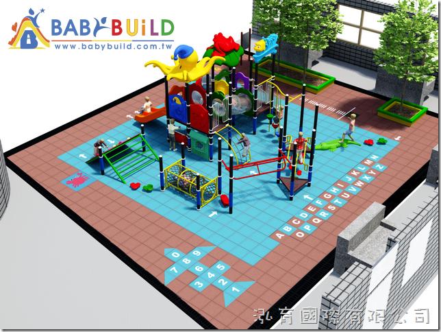 羅東鎮立幼兒園東安分班幼童專用遊樂設施及安全地墊採購