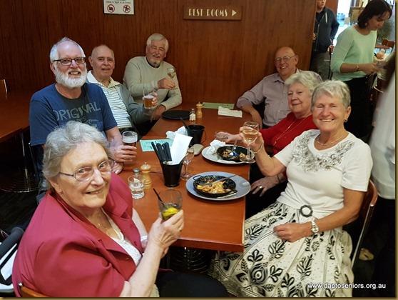 Dapto Seniors Delegates