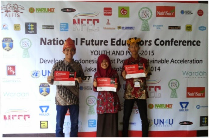 National Future Educators Conference 2014