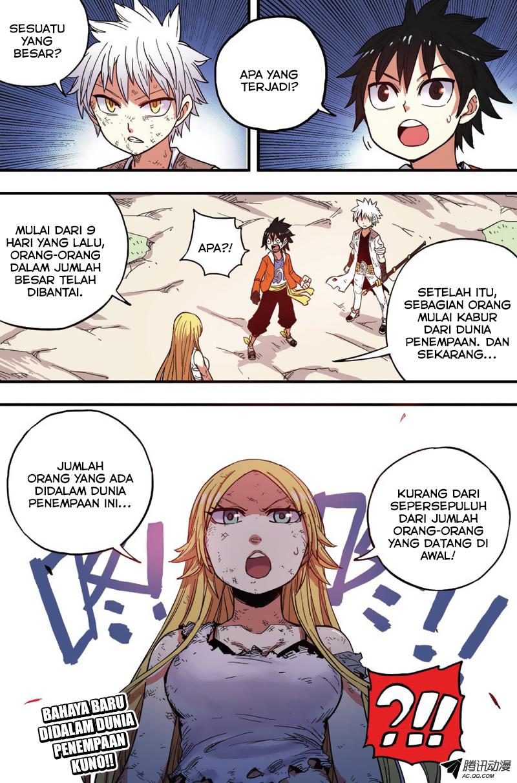 Baca Manga Zui Wu Dao Chapter 33 Komik Station