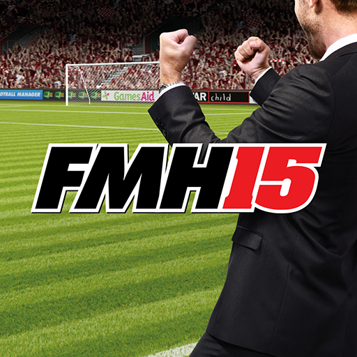 体育竞技のFootball Manager Handheld 2015 LOGO-記事Game