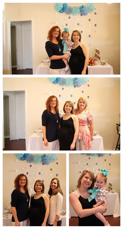Family and Friends Baby Shower for Drake1