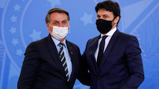 Ministro Fábio Faria ironiza criação da CPI