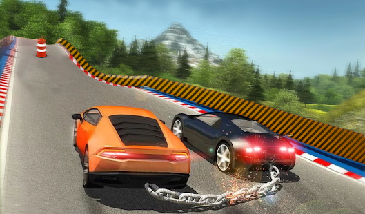 Chained Cars Stunt Race - náhled
