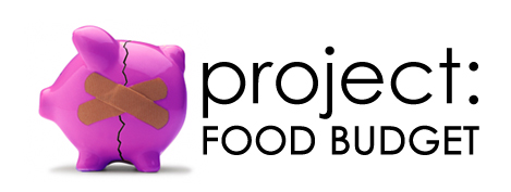 Project: Food Budget
