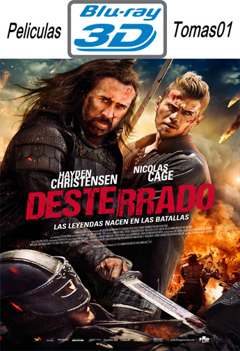 Desterrado (Outcast) (2014) BDRip 1080p 3D