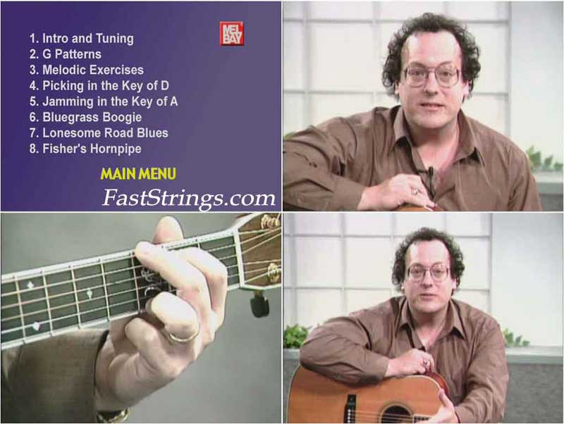 Steve Kaufman - Power Flatpicking Guitar