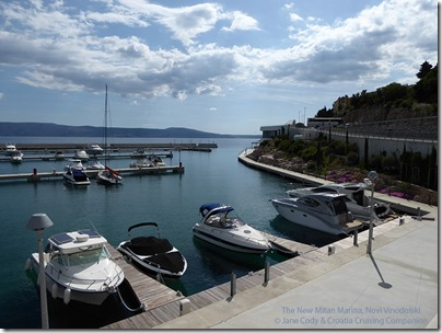 Croatia Cruising Companion - Mitan Marina, Novi Vinodolski