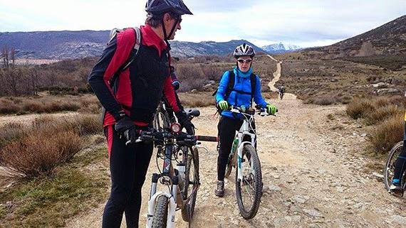 Cómo empecé a montar en bici, por Laura