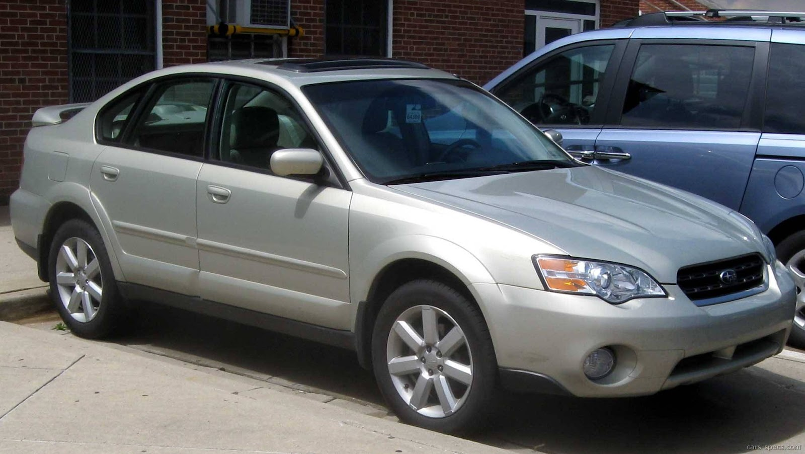 2006 subaru outback sedan specifications pictures prices 20052009outbacksedan002g 20052009outbacksedan001g vanachro Image collections