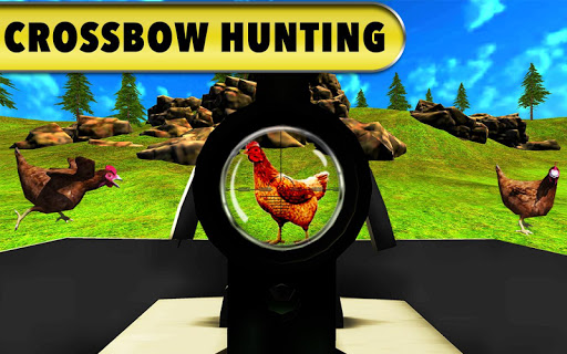 Chicken Hunting 2020 - Real Chicken Shooting games 1.1 de.gamequotes.net 3