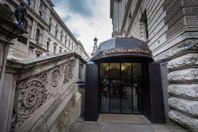 London Military Museums - Churchill War Rooms