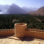 Forts du Hajjar occidental (Oman)