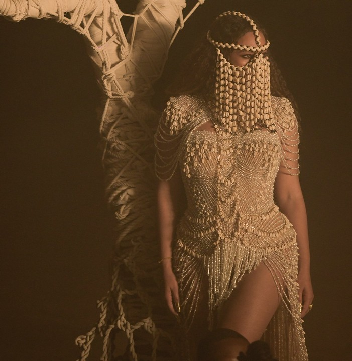 Beyonce Channels Yoruba Goddess Yemoja In Spirit Music Video For The Lion King