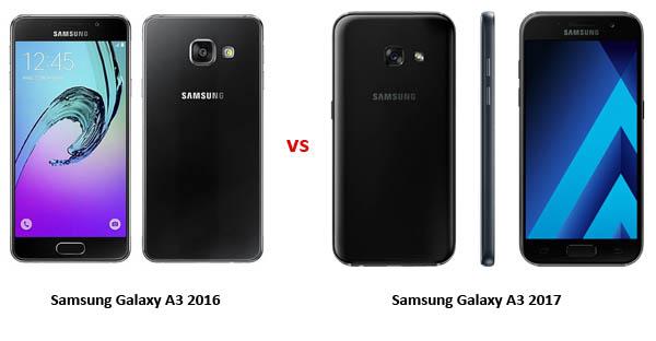 Samsung Galaxy A3 2016 vs Samsung Galaxy A3 2017. Perubahan Apa yang Terjadi?