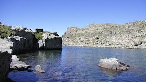 Les lacs Forciolline
