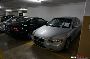 BMW and Volvo