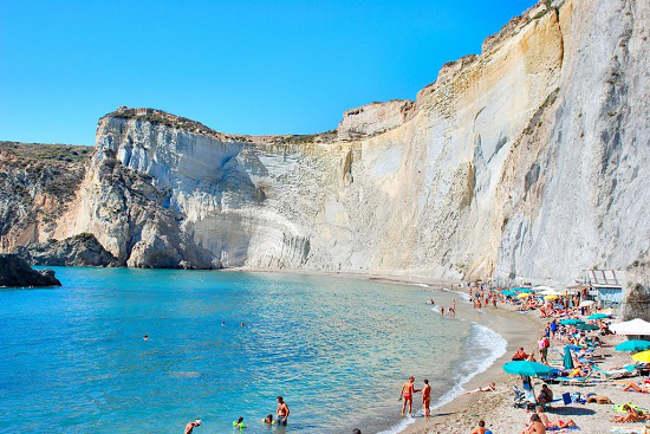 playas de Ponza Italia