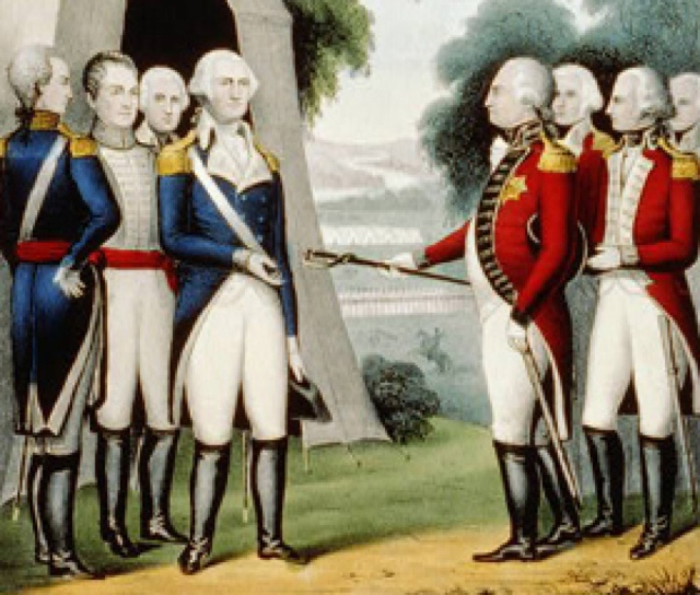 Why did the battle of yorktown happen