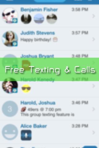 Free Text Me - Texting Calls