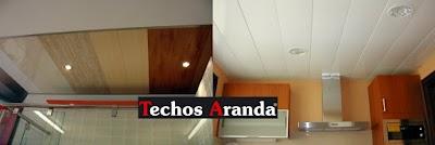 Profesionales techos baños Madrid