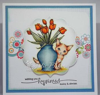 Julie - spring