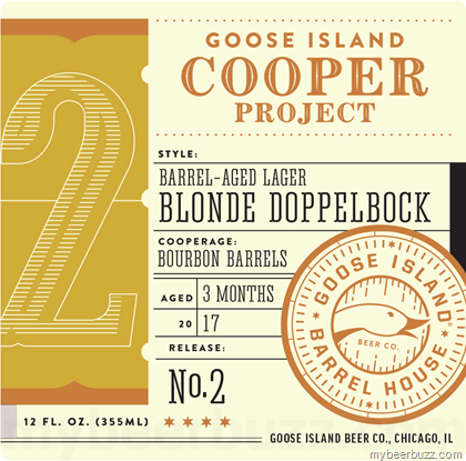 Goose Island - Cooper Project No. 2