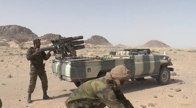 ⭕ Caen en combate cuatro mártires saharauis en un enfrentamiento intenso en el norte del Sáhara Occidental.