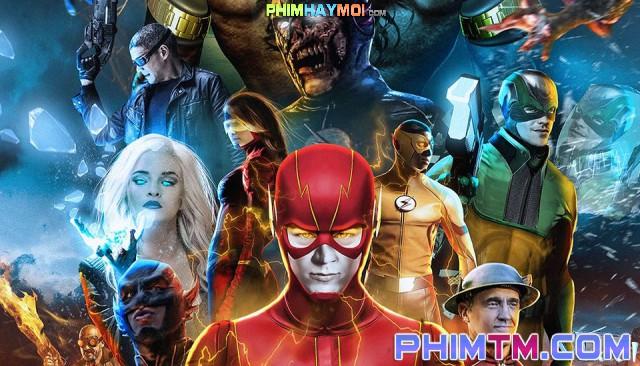 Xem Phim Người Hùng Tia Chớp 4 - The Flash Season 4 - phimtm.com - Ảnh 1