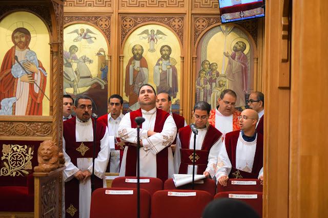 His Holiness Pope Tawadros II visit to St. Mark LA - DSC_0079.JPG
