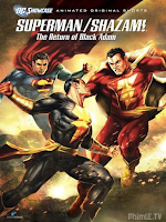 Superman Shazam: Sự Trở Lại Của Black