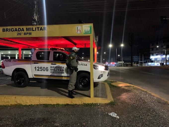 Brigada Militar realiza mais uma Operação Hóplitas em Cachoeirinha