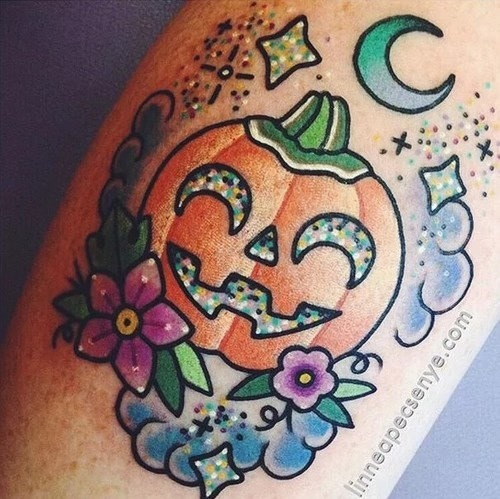 kawaii_estilo_super_brilhante_de_abbora_tatuagem