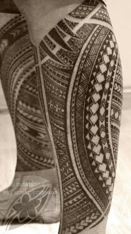 tribal_na_perna_tatuagem_para_homens