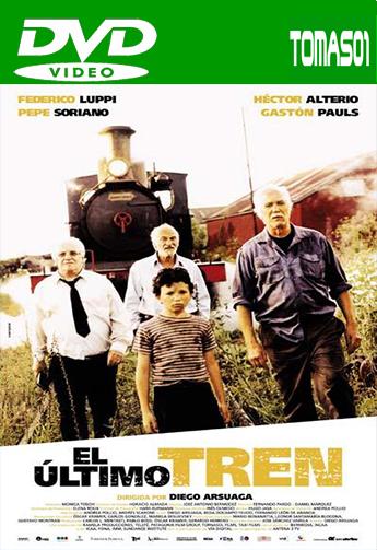 El último tren (Corazón de fuego) (2002) DVDRip